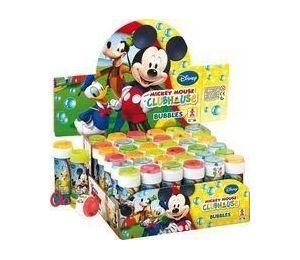 Bańki mydlane Mickey 60ml (36szt)
