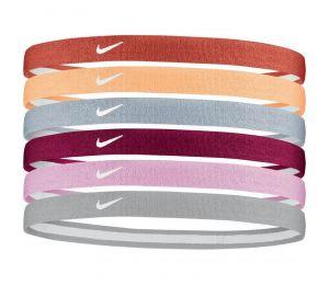 Opaska Nike Swoosh Sport Headbands 6Pk 2.0 N0002684892OS Nike