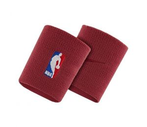 Frotki, opaski na nadgarstek Nike Wristbands NBA Elite NKN03 Nike