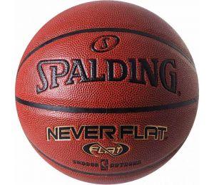 Piłka koszykowa Spalding NBA Neverflat Indoor/Outdoor