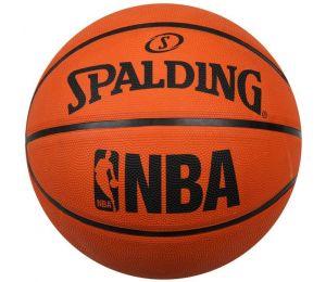 Piłka koszykowa 7 Spalding Logo NBA S700190
