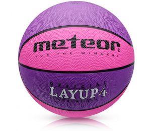 Piłka do koszykówki Meteor Layup Jr 07029
