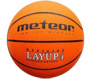 Piłka koszykowa Meteor Layup 4 7059