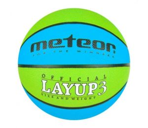 Piłka do koszykówki Meteor Layup 3