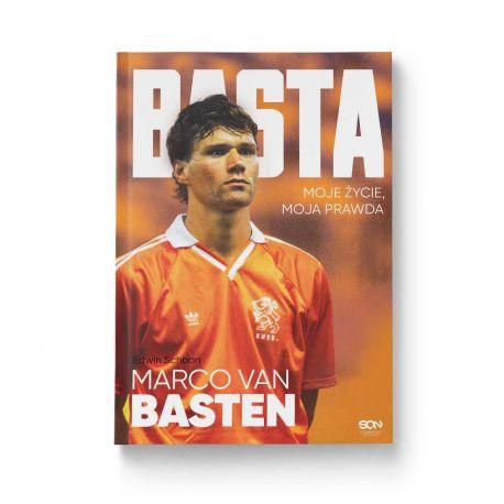 Zdjęcie pakietu Basta. Moje życie, moja prawda (zakładka gratis) w księgarni sportowej Labotiga