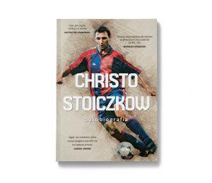 Okładka książki Christo Stoiczkow. Autobiografia w księgarni sportowej Labotiga
