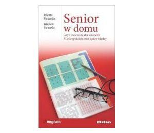 Senior w domu. Gry i ćwiczenia dla seniorów