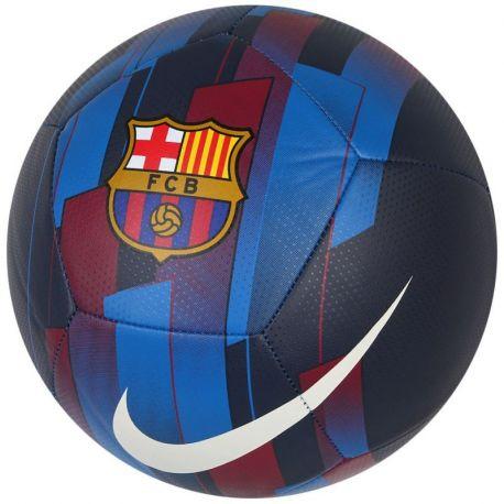 Piłka nożna Nike FC Barcelona Pitch Ball DC2237