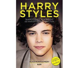 Harry Styles. Narodziny gwiazdy. Od marzeń do One Direction