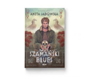 Okładka książki Szamański blues (Witkacy 1) w księgarni Labotiga