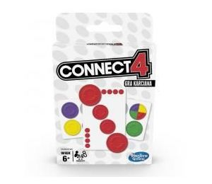 Connect 4. Card Game