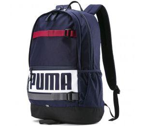 Plecak Puma Deck Backpack granatowy 074706 24