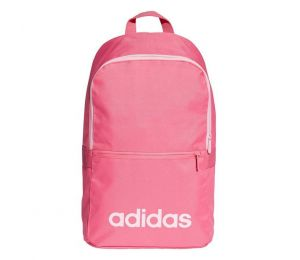 Plecak adidas Lin Clas BP Day JR DT8635 różowy