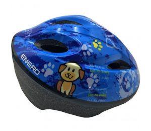 Kask rowerowy regulowany Puppy 51-53 cm Enero Jr 1011073