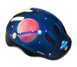 Kask rowerowy Spokey Space Jr 926855