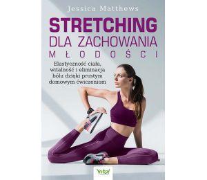 Okładka książki Stretching dla zachowania młodości w księgarni Labotiga