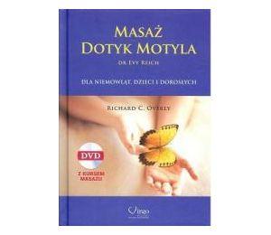 Masaż Dotyk Motyla dr Evy Reich + DVD