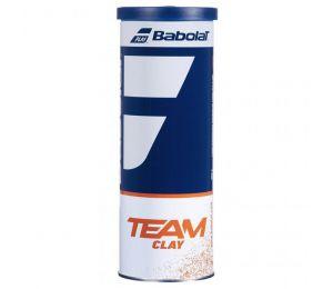 Piłki do tenisa Babolat Team Clay 3szt 501082