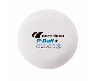 Piłeczki do ping ponga Cornilleau P-Ball Abs Evolution 1* 340050