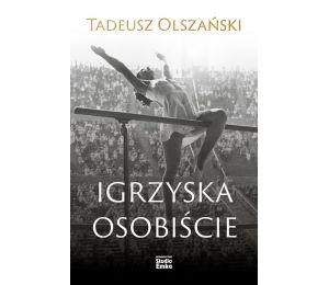 Okładka książki Igrzyska osobiście w księgarni Labotiga