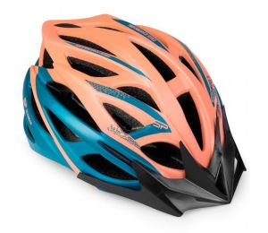Kask rowerowy Spokey Femme 58-61 cm 928243