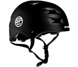 Kask rowerowy Spokey Ninja 927864