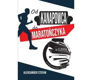 Okładka książki Od kanapowca do maratończyka w księgarni Labotiga