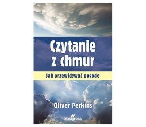 Okładka książki Czytanie z chmur. Jak przewidywać pogodę