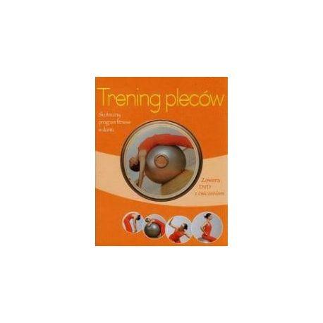 Trening pleców - książka z DVD