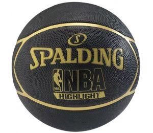 Piłka Spalding NBA Highlight Gold Basketball 83194Z