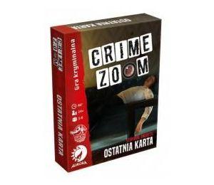 Crime zoom: Ostatnia karta