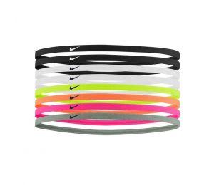Opaski na włosy Nike Skinny Hairbands 8-pak N0002547 Nike