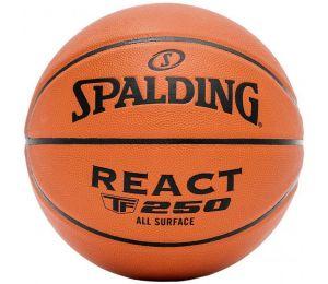 Piłka do koszykówki Spalding React TF-250