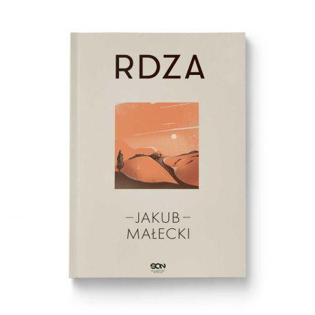 Okładka książki Rdza (nowe wydanie) w księgarni Labotiga