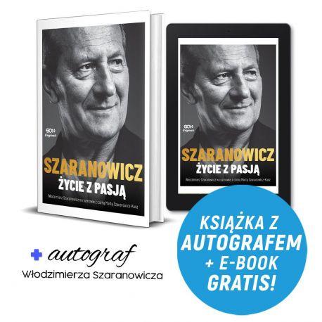 Zdjęcie pakietu SQN Originals: Włodzimierz Szaranowicz. Życie z pasją + e-book