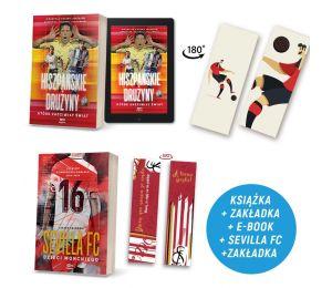 Zdjęcie pakietu SQN Originals: Hiszpańskie drużyny, które zadziwiły świat + e-book i zakładka gratis + Sevilla FC