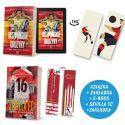 (e-book i 2x zakładka gratis) Pakiet: Hiszpańskie drużyny + Sevilla FC SQN Originals
