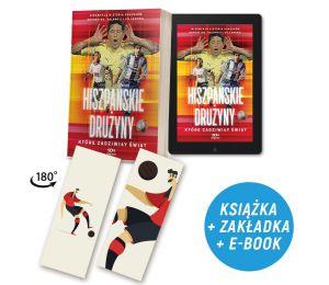 Zdjęcie pakietu SQN Originals: Hiszpańskie drużyny, które zadziwiły świat + e-book i zakładka gratis