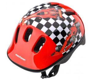 Kask rowerowy Meteor KS06 Race team roz XS 44-48cm Jr 24832