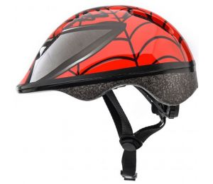 Kask rowerowy Meteor KS06 Spider roz XS 44-48cm Jr 24826