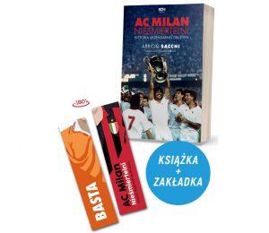 Zdjęcie książki AC Milan. Nieśmiertelni. Historia legendarnej drużyny w księgarni sportowej Labotiga