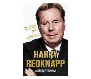 Harry Redknapp zawsze pod kontrolą