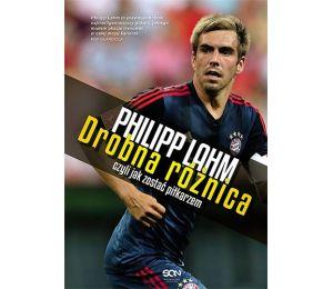 Philipp Lahm (z autografem piłkarza)