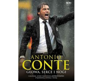 Antonio Conte. Głowa, serce i nogi