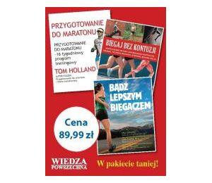 Pakiet- Miks poradników dla pasjonatów biegania