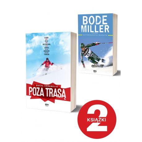 Pakiet: Poza trasą. Urabanelis + Bode Miller