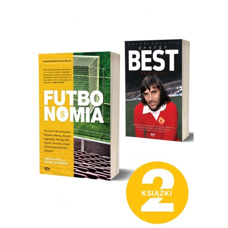 Pakiet: Futbonomia + George Best
