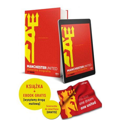 Manchester United (Gratis ściereczka) + Ebook