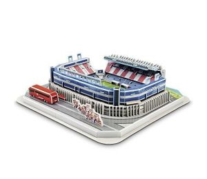 Model Stadionu Vicente Calderon (Atletico Madrid)