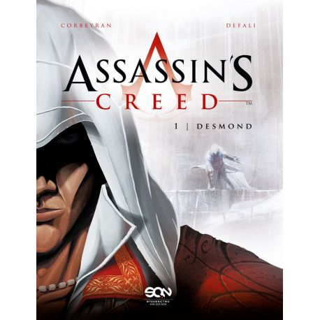 Assassin's Creed. Desmond MK